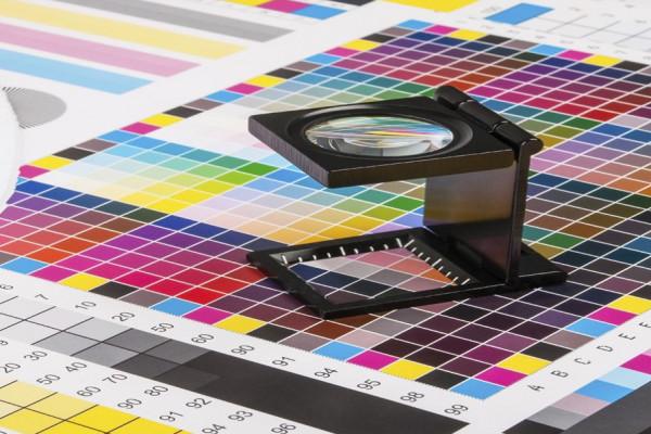 Impressão, reprodução e comunicação visual