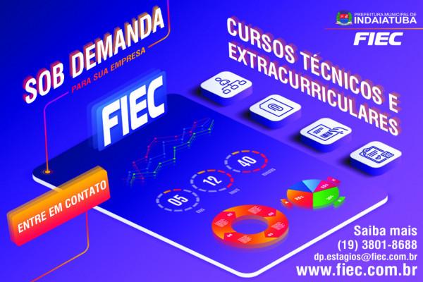 Fiec- Fundação Indaiatubana e Educação e Cultura