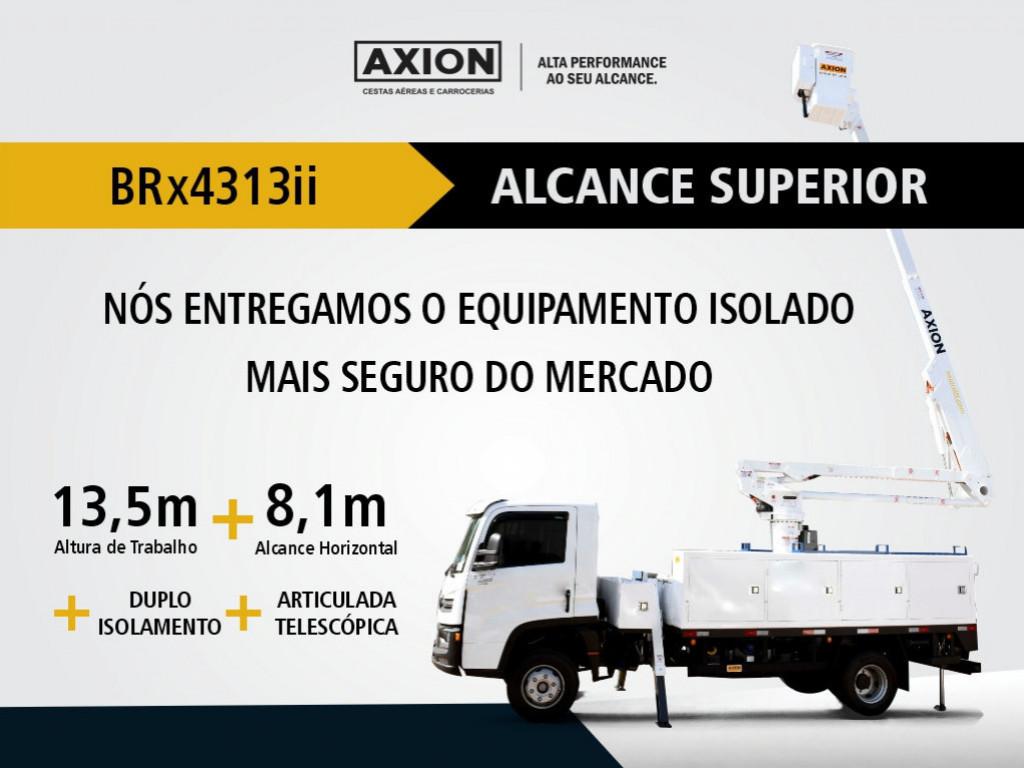 AXION DO BRASIL EQUIPAMENTOS LTDA