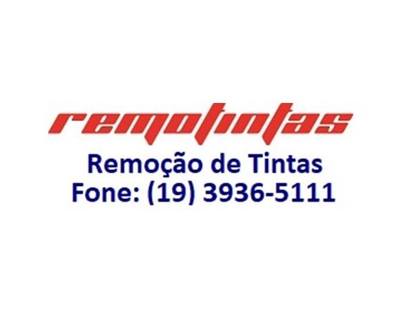 REMOTINTAS REMOÇÃO DE TINTAS LTDA EPP