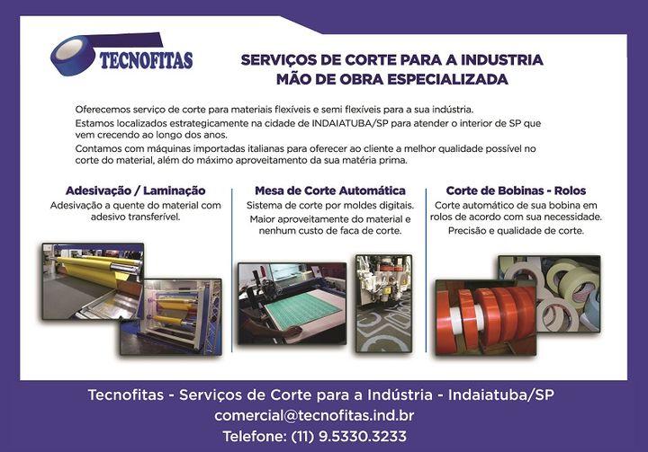 TECNOFITAS IND PEÇAS TÉCNICAS AUTO ADESIVAS LTDA