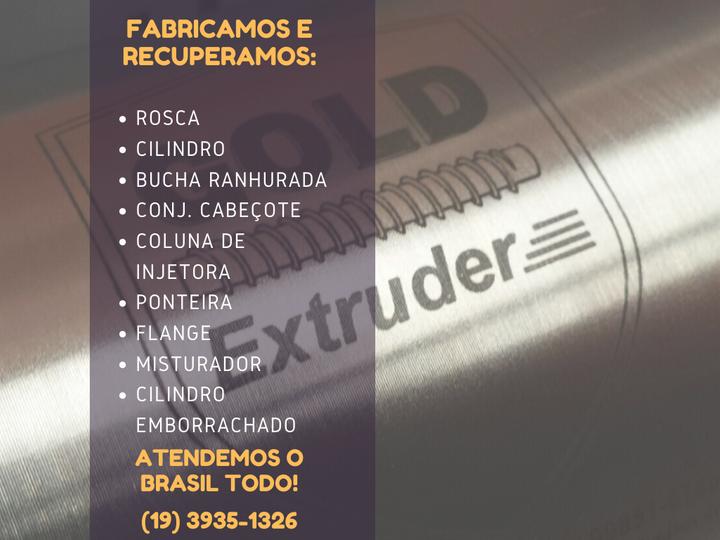GOLD EXTRUDER FABRICAÇÃO DE MÁQ. LTDA