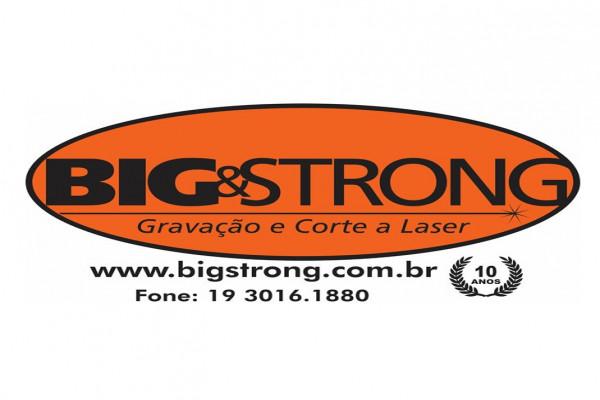 BIG STRONG TEC.EM GRAVAÇÃO E CORTE A LASER LTDA EPP