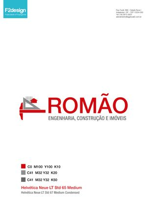 ROMÃO ENGENHARIA E CONSTRUÇÃO LTDA ME