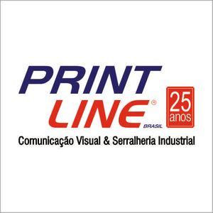 PRINT LINE COMUNICAÇÃO VISUAL E SERRALHERIA INDUSTRIAL